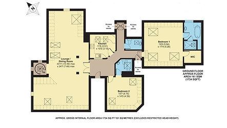 floorplan render example