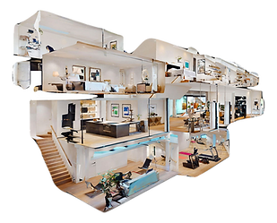 matterport dolls house real estate south africa