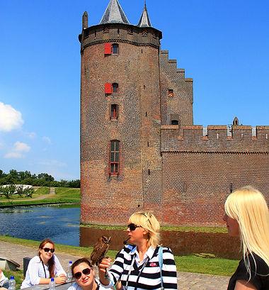Замок Мейдерслот, экскурсия