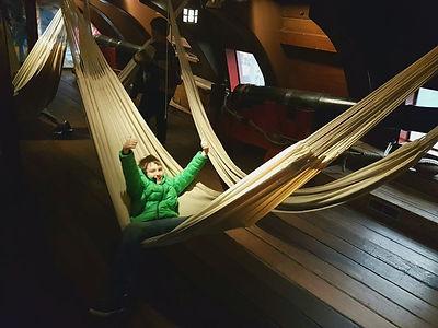 Детская экскурсия в музей Мореплавания в Амстердаме
