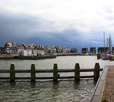 остров Маркен Голландия
