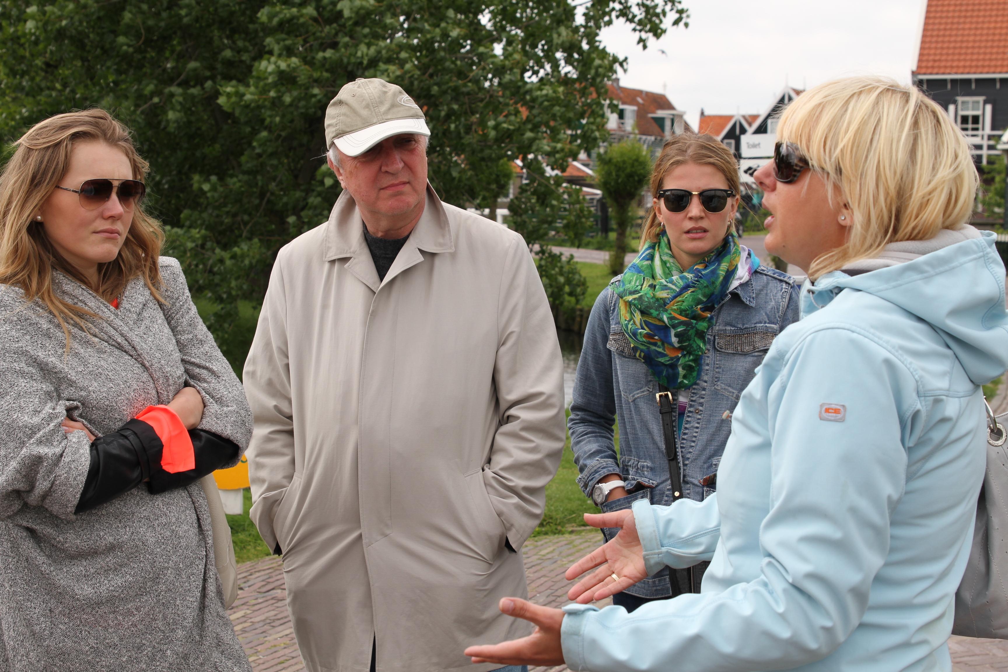 Гид в Голландии на русском языке Све