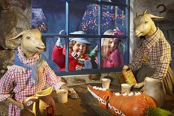 Детский парк сказок в Голландии