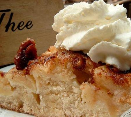 Яблочный пирог в Голландии