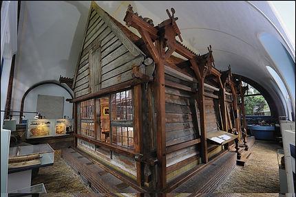 Домик Петра Великого в Заандаме