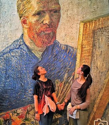 Экскурсия в музей Ван Гога Амстердам