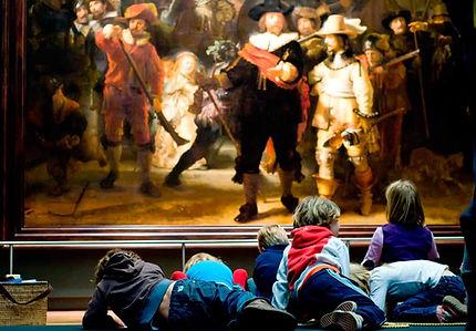 Детские экскурсии в Амстердаме