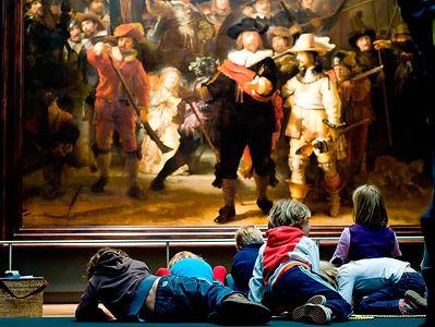 Экскурсия для детей в Rijksmuseum