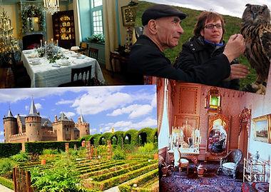 Дворцы и замки Голландии