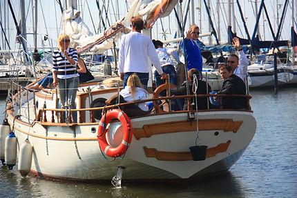 Экскурсии на кораблике в Амстердаме