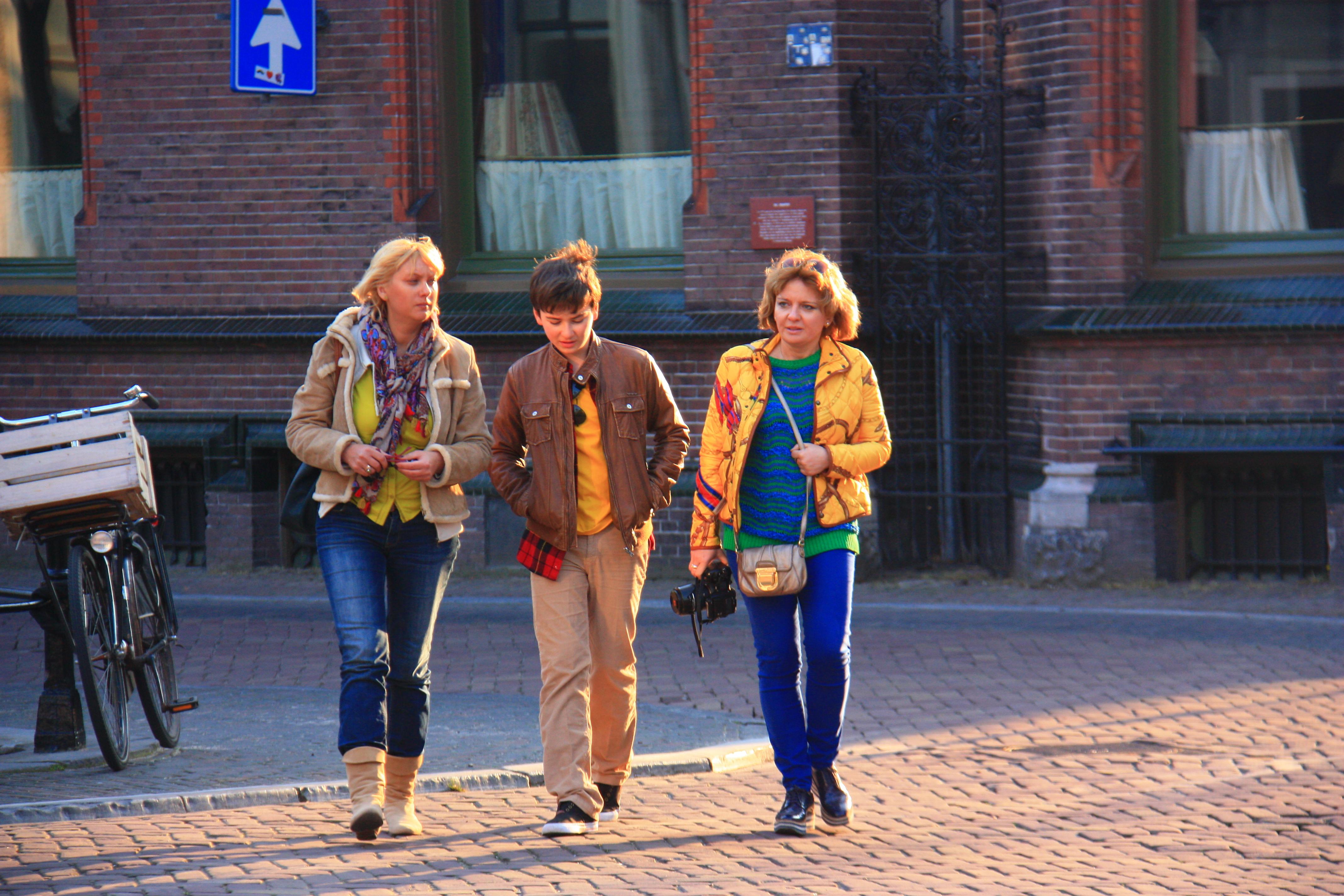 Русскоязычный гид в Амстердаме