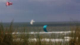 Пляжи в Голландии