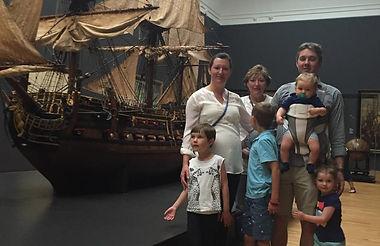 Детская экскурсия в Rijksmuseum
