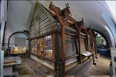 Экскурсия в домик Петра Великого в Зандаме