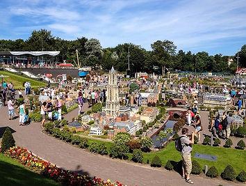 Экскурсия в парк Мадюродам в Гааге