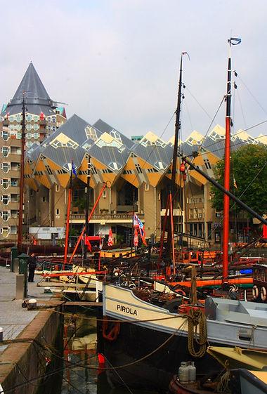 Экскурсия по Роттердаму