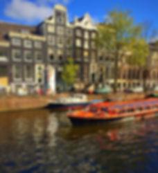 Экскурсия с гидом по Амстердаму