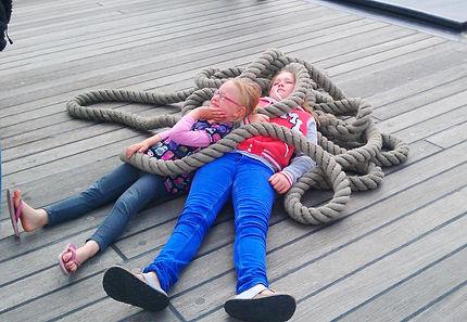 детские развлечения в Голландии