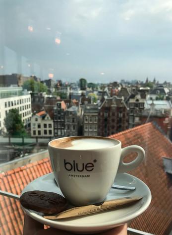 лучшие кафе Амстердам