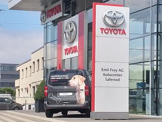 Toyota Sonderkonditionen für SKG-Mitglieder...