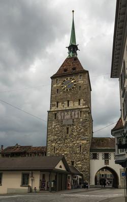Gate Tower, Aarau, Switzerland