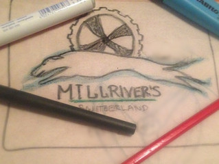 Neues Millriver's Logo in der Pipeline...