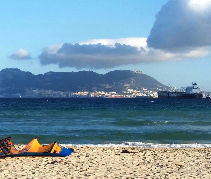 пляж Palmones