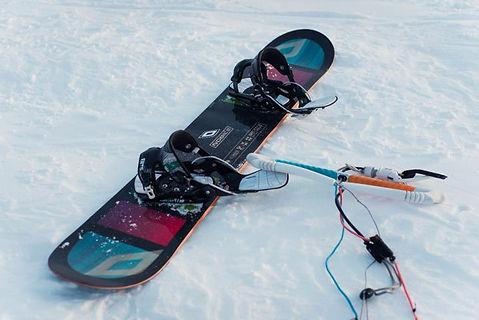 сноукайтинг оборудование