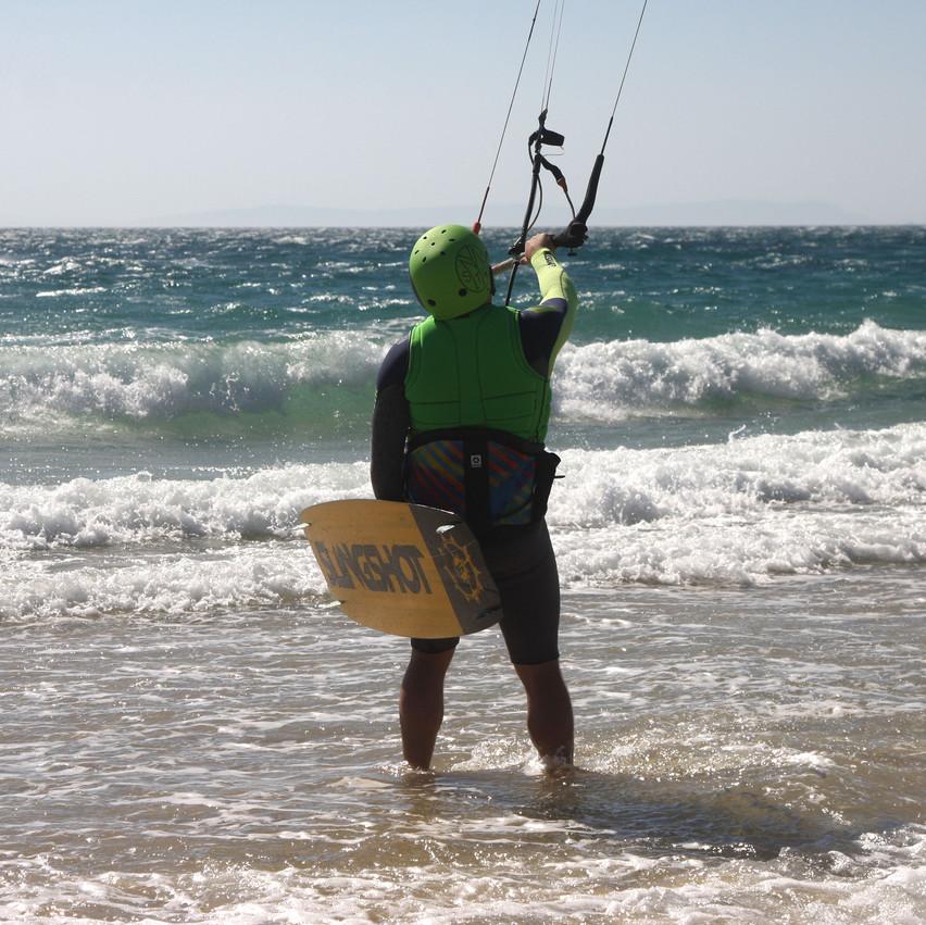 пляж Los Lanches, Tarifa