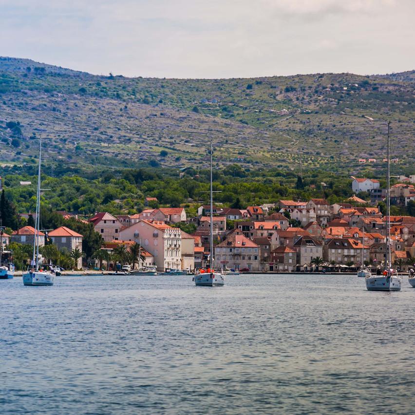 Кайт сафари в Хорватии