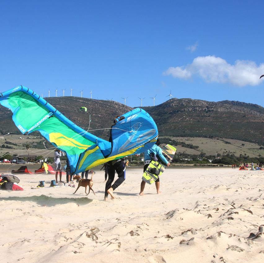 пляж Punta Paloma
