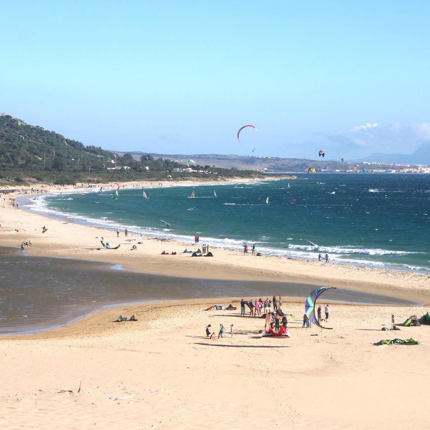 пляж Punta Paloma, Tarifa