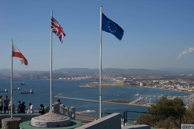 Гибралтар, территория Англии