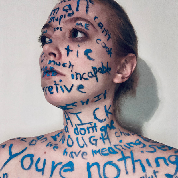 It's Not About You (text in blue, things said to me from lovers)