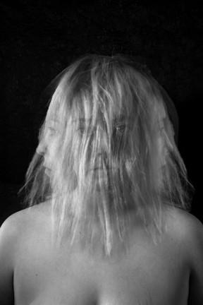 Self Portrait in Isolation 5/28/2020