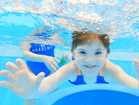 Grand Opening of Award-winning Swim School!