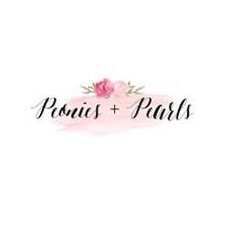 Peonies & Pearls
