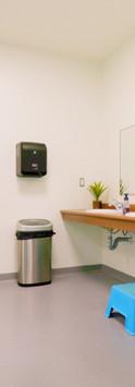 H2O Academy Universal Washroom