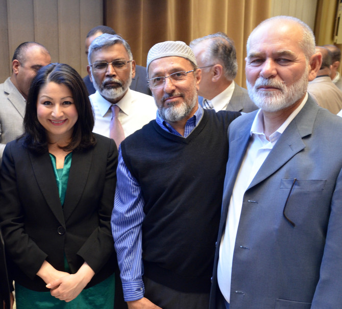 Our Community with The Honourable Maryam Monsef