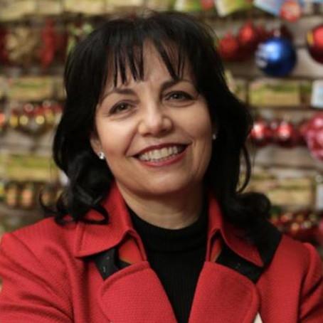 Tina Thomson