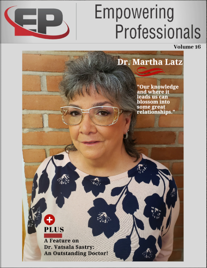 Dr. Martha Latz Cover