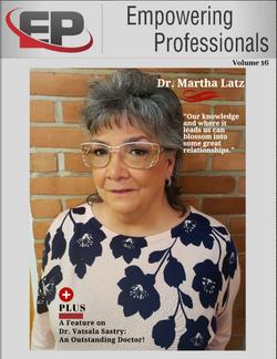 Dr. Martha Latz Cover