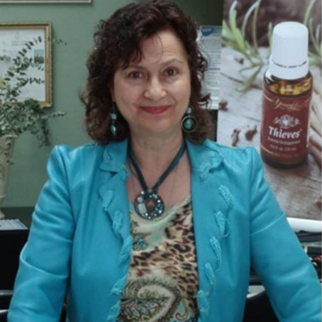 Dr. Sabina DeVita PT.2  050520