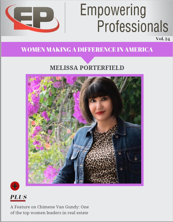 Melissa Porterfield Vol.24 Cover