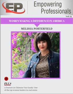 Melissa Porterfield Vol.24 Cover