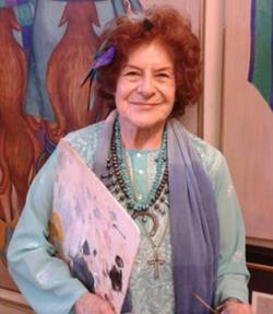 Alice Asmar Visual Artist