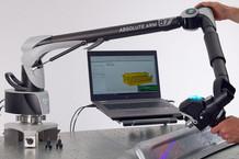 Calibração de Braço articulado de medição