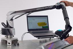 Laboratório de Calibração de Braço articulado de medição e outras grandezas