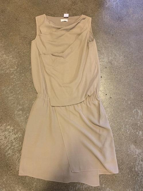 Kleid Brunello Cucinelli taupe Gr. 36