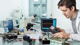 Manutenção em equipamentos de medição